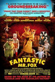 "Initially, the animal characters in the ""Fantastic Mr. Fox"" trailer may look creepy and stiff, not sleek at all like denizens of the common CGI cartoon movie. Description from saintvladymir.blogspot.com. I searched for this on bing.com/images"