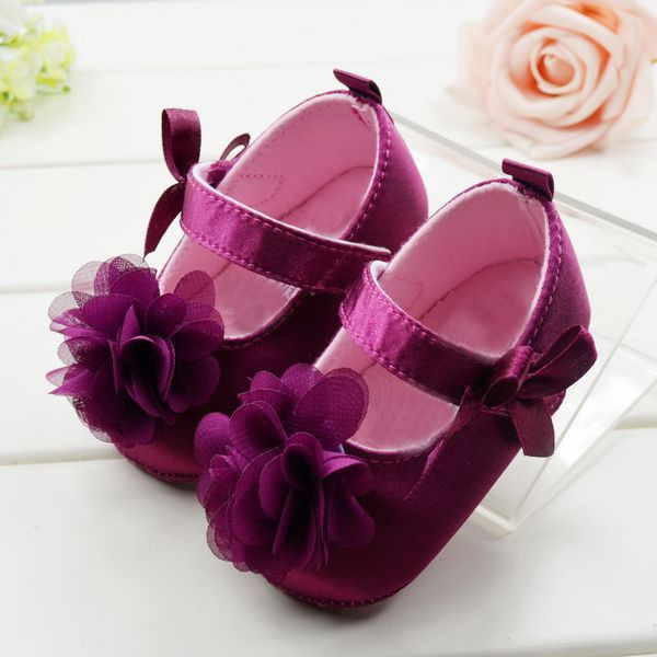 Cheap Shoe Men Buy Quality Carnival Shoes Directly From China Girl Suppliers Toddler Kids Baby Girls First Walker BBowknot Flower Soft Bottom