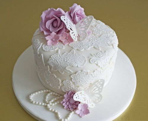 Cool 35 Birthday Cake Designs for Her http://www.designsnext.com/?p=29017