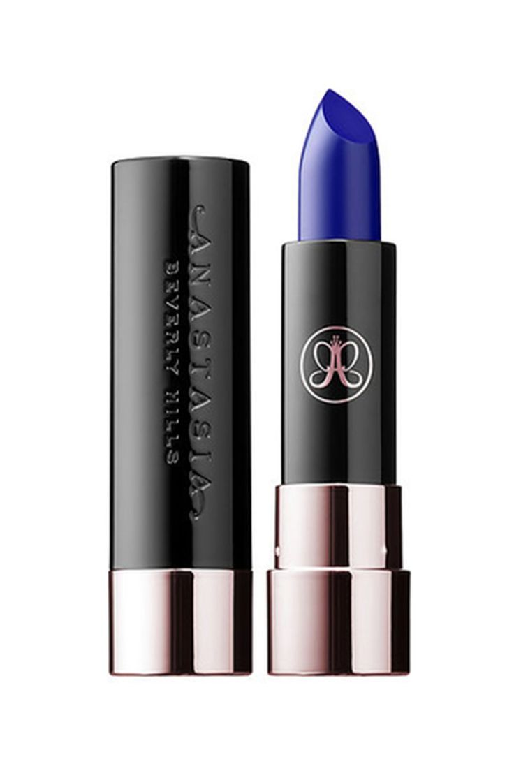 17 Blue Lipsticks That Look Good On Everyone – How To Wear Blue Lipstick