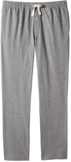 Joe Fresh Men's Relaxed Fit Sleep Pant, Light Grey Mix (Size S)