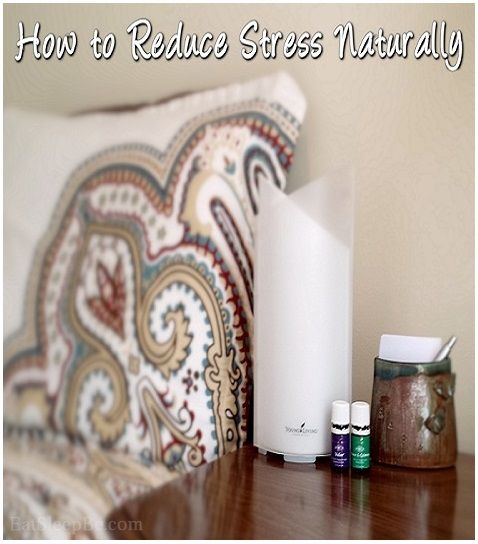 Simple ways to reduce stress levels