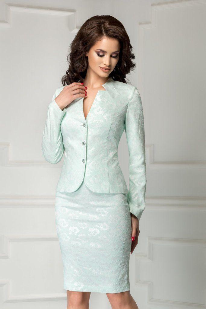 Compleu Deosebit De Ocazie Pentru Femei Elegante Jade Fashion