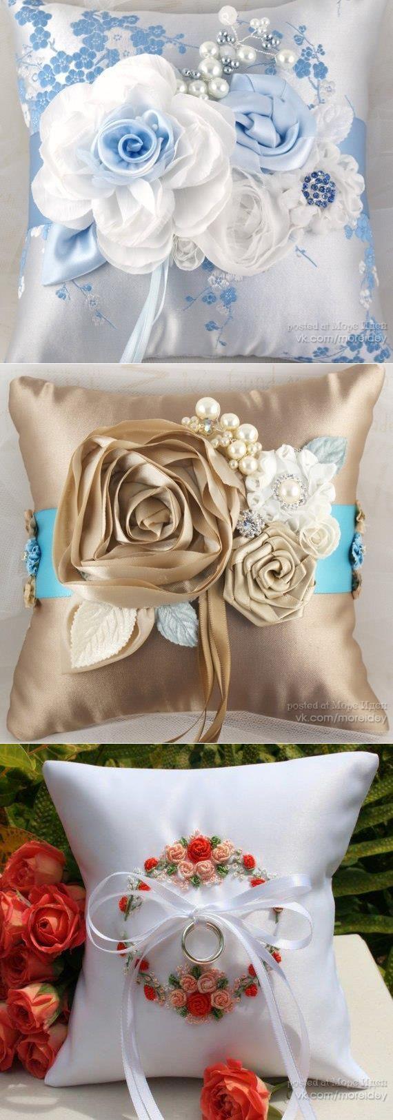 Декоративные подушки.Идеи / Рукоделие