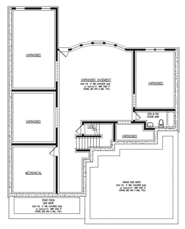 82 best houses its blueprints images on pinterest house home plan 152 1010 floor plan basement blueprint malvernweather Choice Image