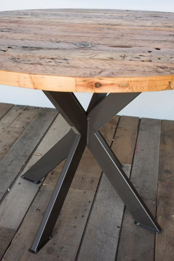 Pedestal Table In Your Choice Of Color Size And Finish Round