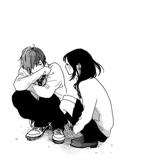 stand up!, manga, couple