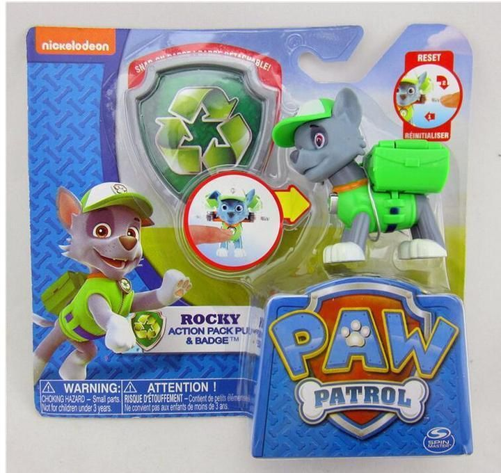 Paw Patrol Deformation Dog Action Figure Pack Pup Shield Kids Gift Toy Doll A02  | eBay