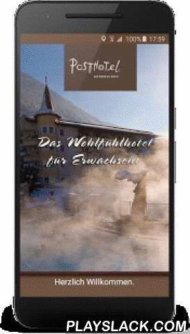 """Posthotel Achenkirch  Android App - playslack.com ,  Posthotel Achenkirch - Das Wellnesshotel in ÖsterreichAm wunderschönen Achensee gelegen ist das Posthotel Achenkirch weit über die Region hinaus bekannt als das 5-Sterne Wohlfühlhotel für Erwachsene.Lassen Sie sich vom 1. Wellnesshotel in Tirol und Österreich zu purem Wohlgefühl in der größten Bade- und Saunalandschaft Tirols (6.500 m²) und beim meditativen Saunieren im """"Versunkenen Tempel"""" verführen.In gemütlichen Restaurants werden Sie…"""
