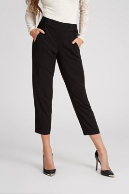 Pull-On Trousers   GUESS.ca