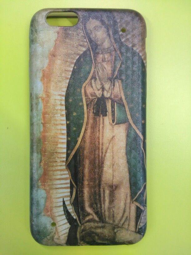 Virgen de la guadalupe, carcasa personalizada.