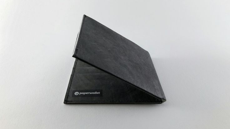 Ultra-Slim tyvek flat wallet