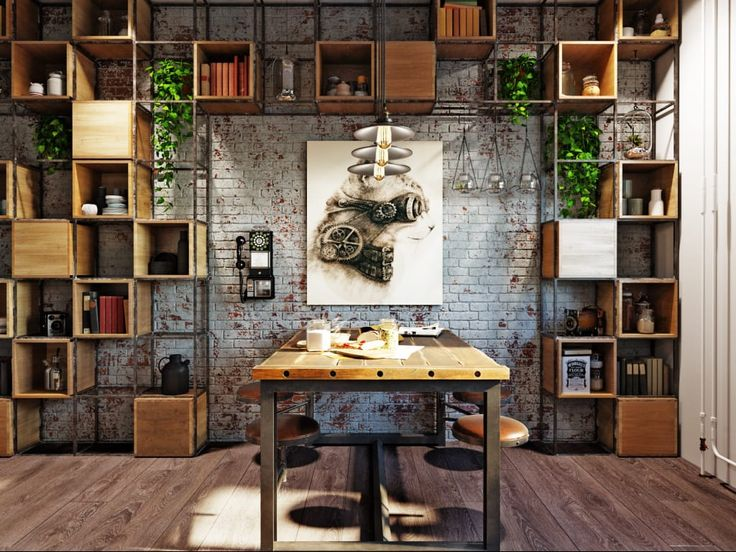 best 25+ warehouse home ideas on pinterest | warehouse apartment ... - Cucine Stile Industriale Vintage