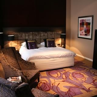 Sandton Hotel Pillows Zwolle, luxe room 114