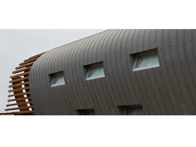 Accessory for roof Preweathered Titanium Zinc by MAZZONETTO
