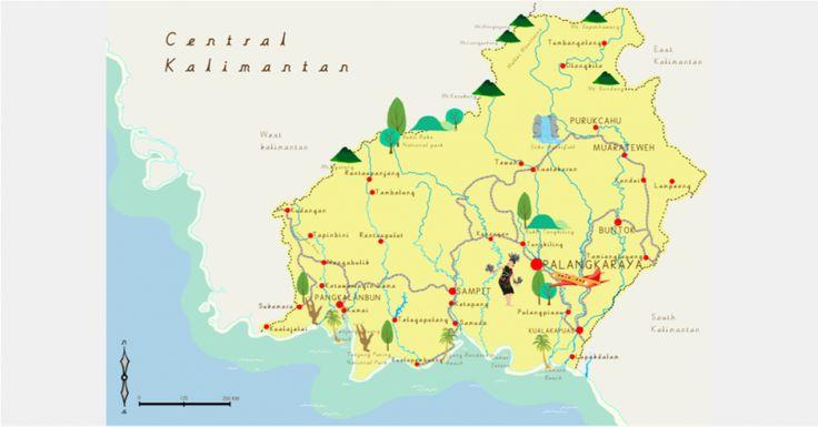 Central Kalimantan   HopOnIndonesia