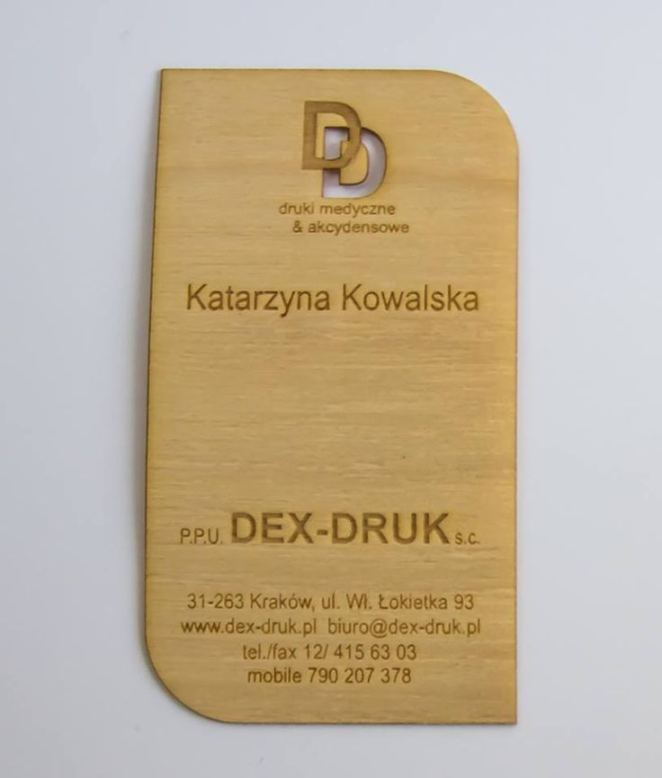 If you like the natural look, prepare to fall in love with new wooden products from Dex Druk. BIRCH: info@dex-druk-pl