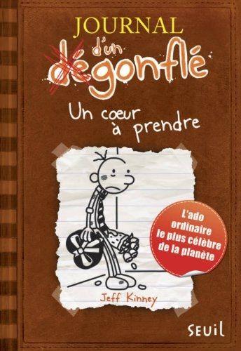 Le livre imprimé qui s'est le plus vendu en 2013 aux États-Unis est un livre jeunesse ! Il s'agit du tome 8 du Journal d'un dégonflé avec plus 1,8 million d'exemplaires écoulés. Le tome 7 sort jeudi en France. À quoi ressemble cette série que les enfants s'arrachent ?http://www.franceinfo.fr/livre/le-zoom-culture/le-journal-d-un-degonfle-ou-le-nouveau-carton-de-la-litterature-jeunesse-1304345-2014-02-03 #franceinfo #bd
