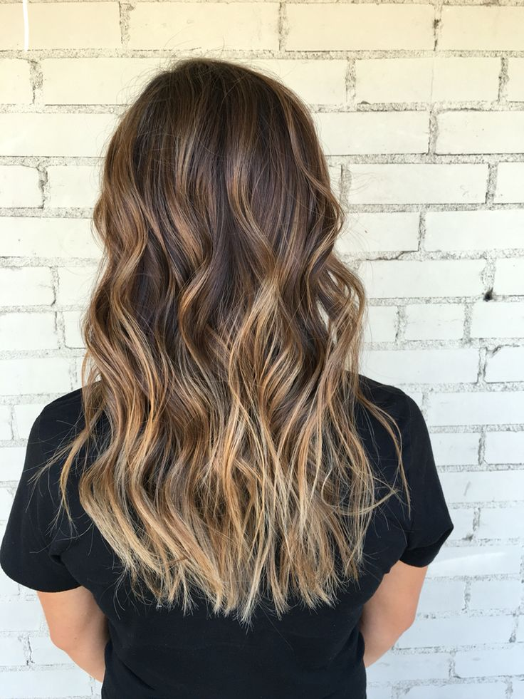 balayage braun blond 45 balayage hairstyles 2018 balayage. Black Bedroom Furniture Sets. Home Design Ideas