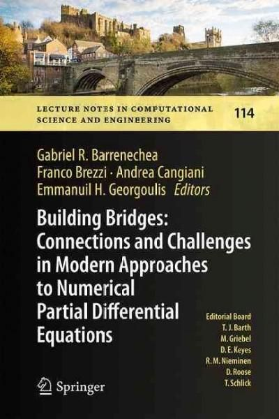 Best 25 partial differential equation ideas on pinterest building bridges connections and challenges in modern approaches to numerical partial differential equations lecture notes in computational science and fandeluxe Choice Image