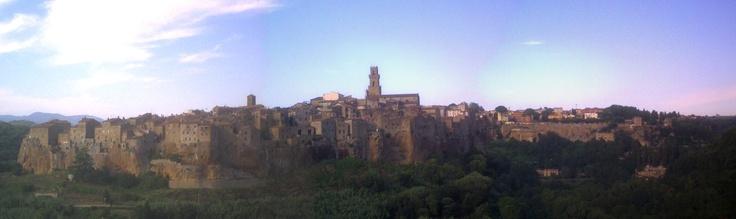 piccola Gerusalemme: PITIGLIANO Tuscany