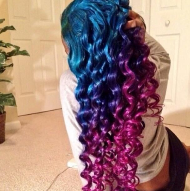 150 best images about Ombre braids on Pinterest | Box ...