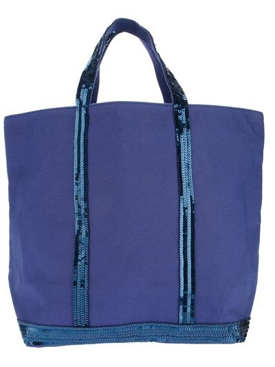 VANESSA BRUNO Bolsa Azul.