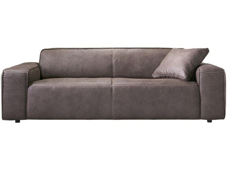 De cagno 3 zitsbank heeft een eigentijdse uitstraling deze fraai gestoffeerde bank is - Eigentijdse design lounge ...