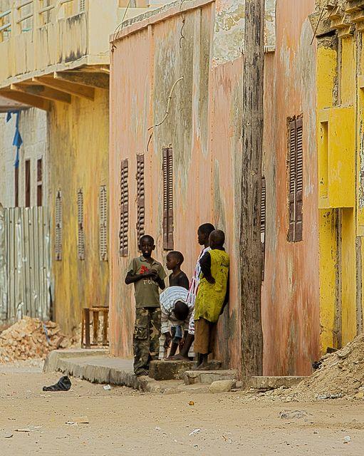 Saint Louis . Senegal