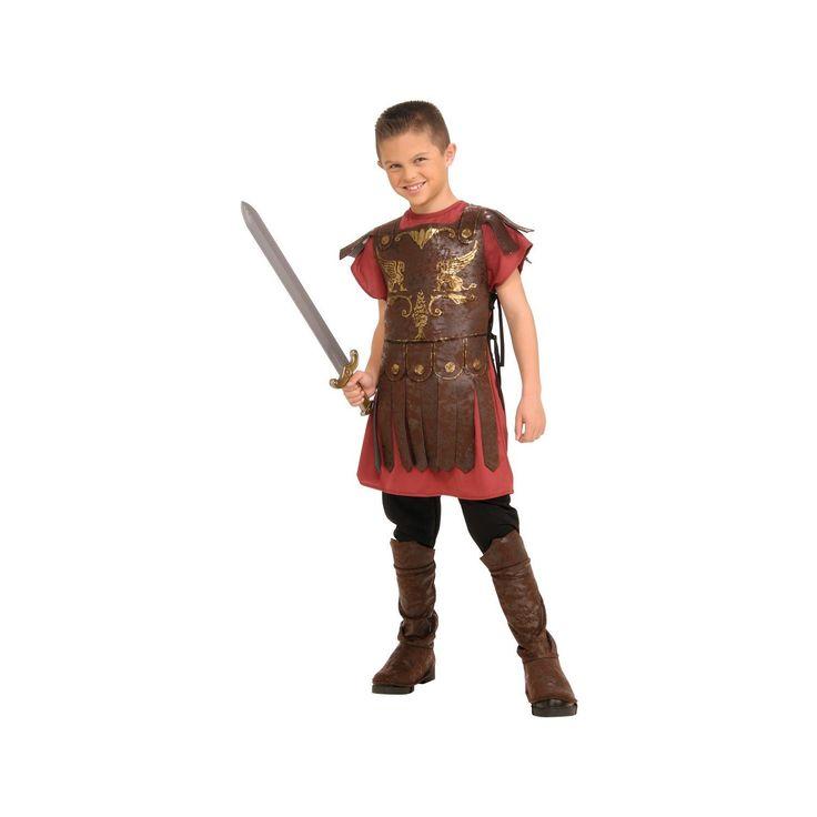 Costume gladiatore e antico romano http://www.regaliperbambini.org/abbigliamento/costumi-carnevale/gladiatore-antico-romano