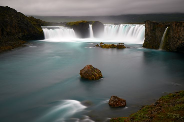 Dirk Juergensen - Goðafoss, Iceland