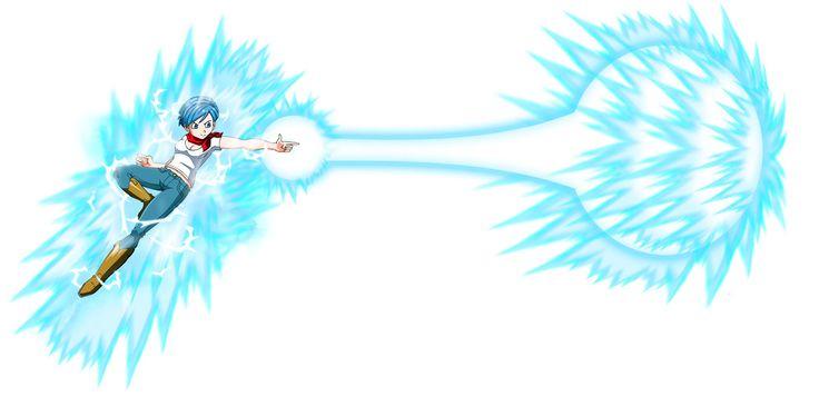 Before you get your panties in a wad, I know Bulma/Buruma isn't a Saiya-jin... this is a joke. In the new Dragon Ball Z film, Dragon Ball Z: Fukkatsu no F, both Goku and Vegeta transform into Super...