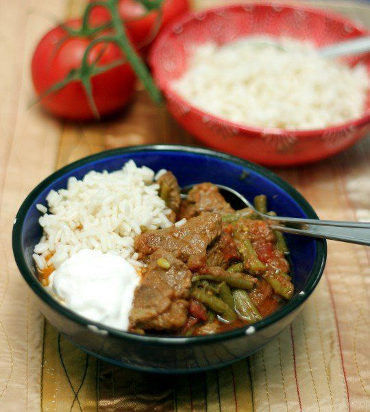 Date Night Recipe:  Slow-Roasted Turkish Lamb Stew