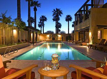 Red Door Spa at The Wigwam Resort AZ