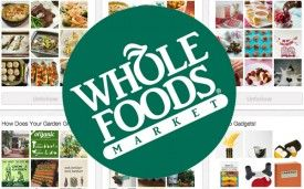What marketers can learn from Whole Foods; organic approach to Pinterest