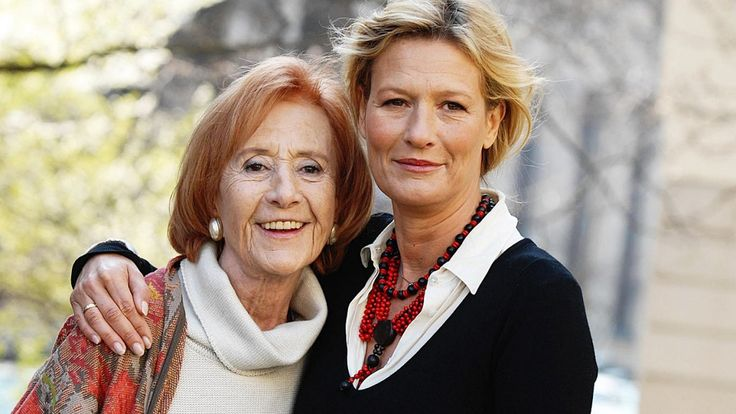 Rosemarie Fendel (†) and Suzanne von Borsody