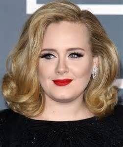 Model Rambut Untuk wanita Gemuk wavy bergelombang