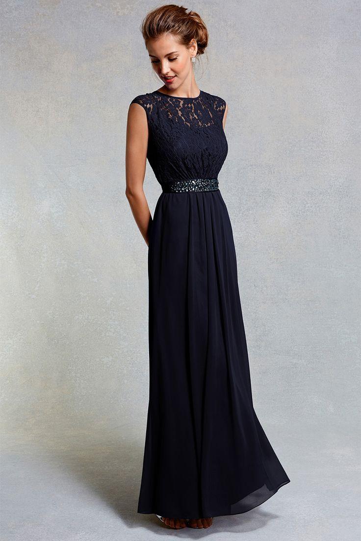 Navy Dresses   Blues LORI LEE LACE MAXI DRESS   Coast Stores Limited