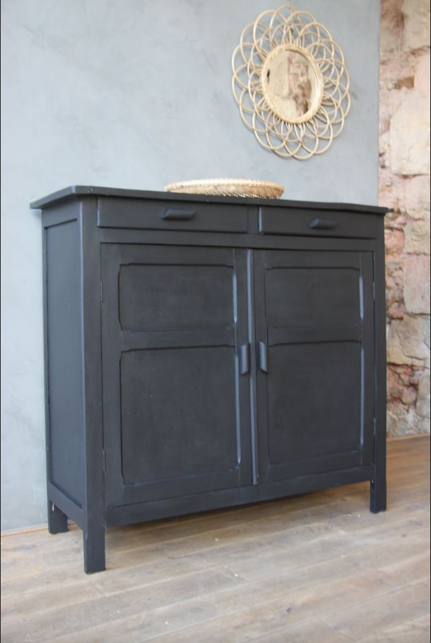 Buffet troit petite belette my home should look like this pinteres - Relooking buffet ancien ...