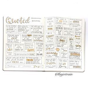 50 Bullet Journal Page Ideas (With Examples to Inspire You!)