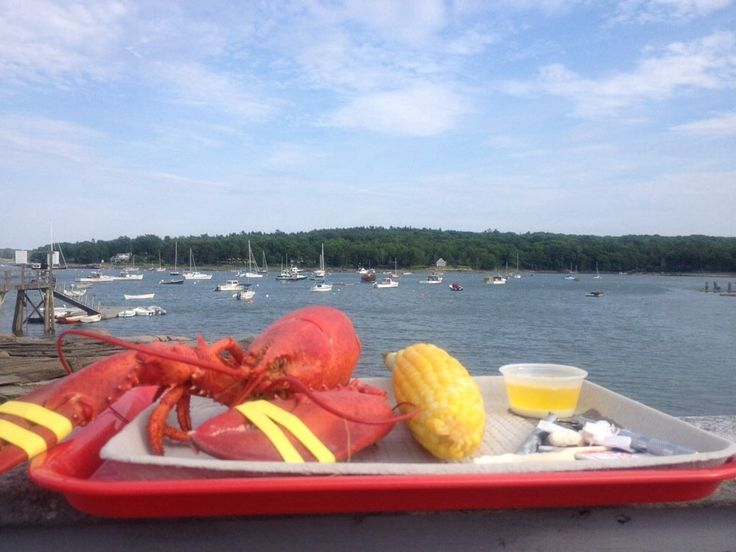 round pond lobsterman's co-op in Round Pond, ME | The Quest For The Perfect Lobster Roll | Pinterest