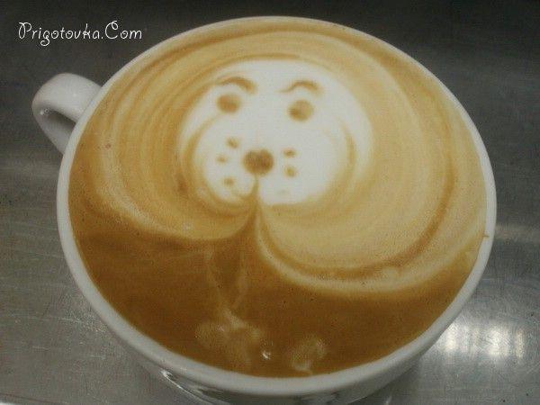 Где в Киеве выпить КРАСИВЫЙ кофе #latte