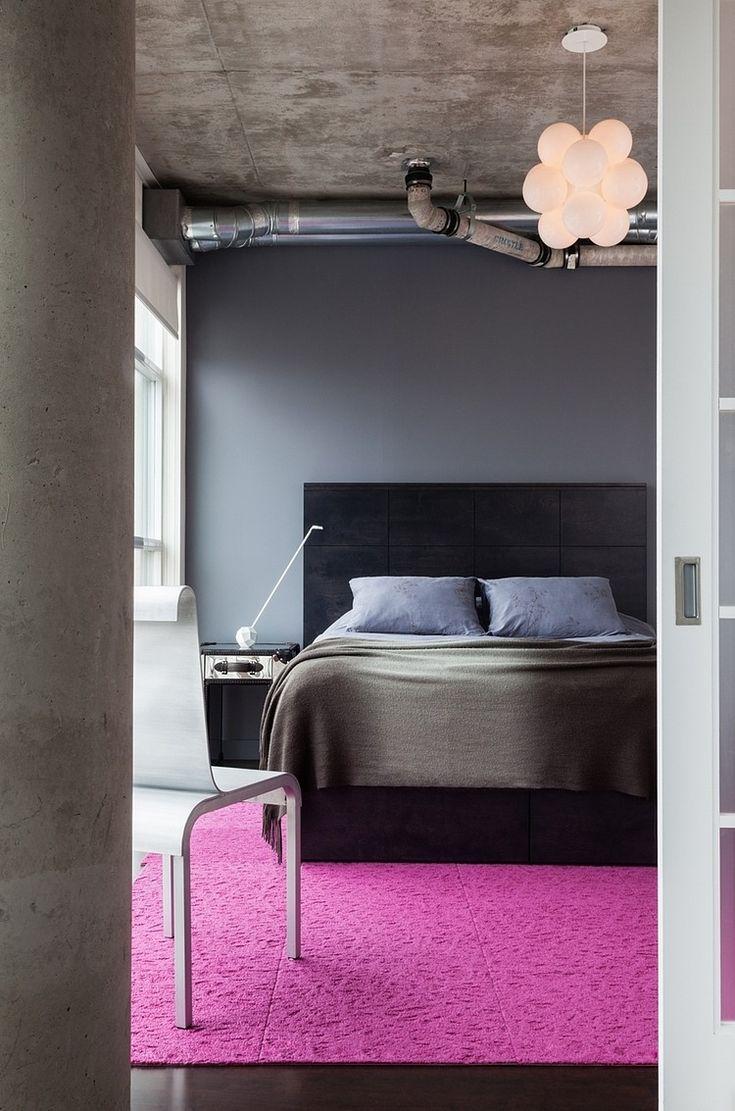 Современный лофт в фешенебельном районе Торонто | Дизайн интерьера, декор…
