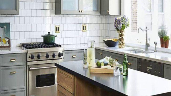 Modern Kitchen Backsplash Tile Designs Contemporary Kitchen
