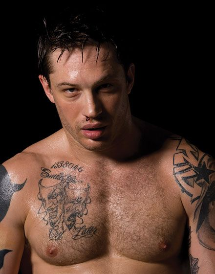 Warrior...Tom Hardy