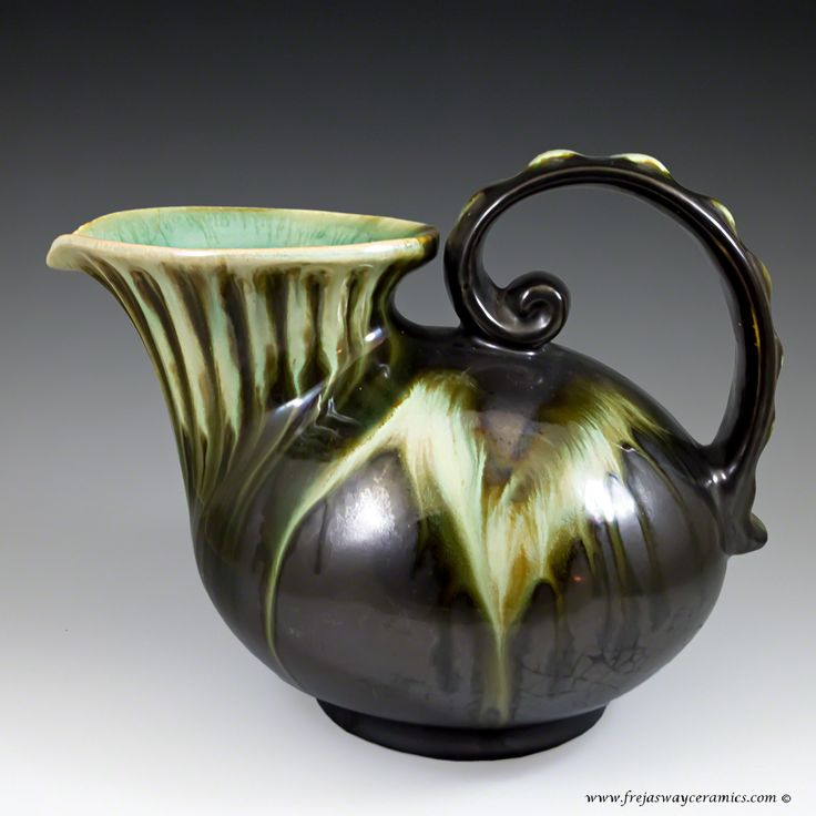 Michael Andersen rolled-handle pitcher from the1950s