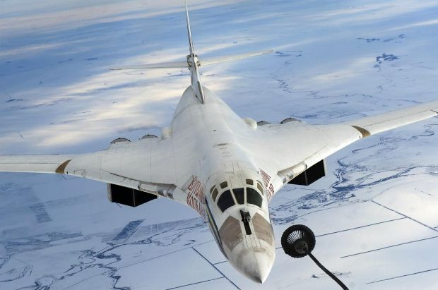 "Talks are in progress to reopen the Tupolev Tu-160 "" Blackjack"" strategic bomber and cruise/standoff missile production line."