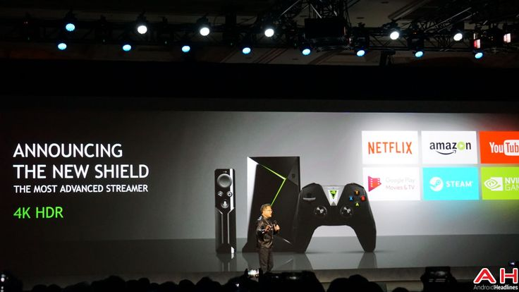 NVIDIA SHIELD TV (2017) Is Available For Pre-Order In Canada #CES2017 #Android #Google