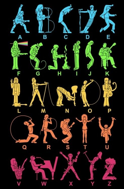 Alphabet musical