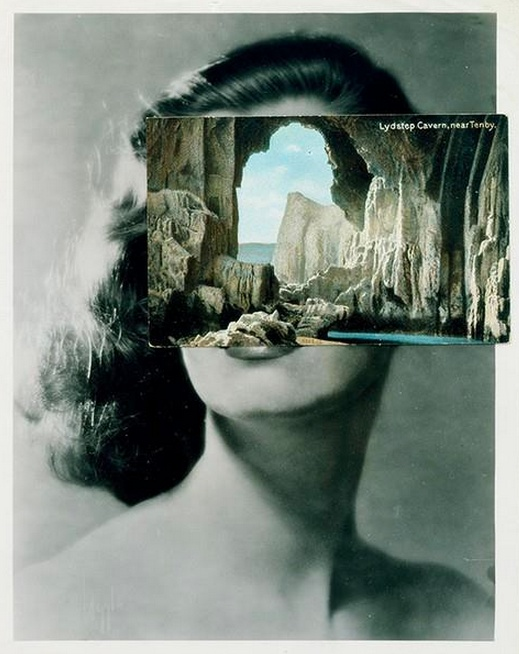John Stezaker #Obakki #Art #Design #Inspiration #Creative #Creativity #Fashion #Couture #ObakkiDesigns #Modern #Chic #Abstract